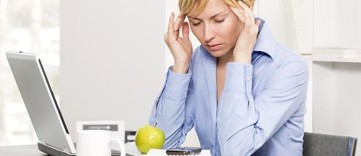 Stress Making Back Pain Worse