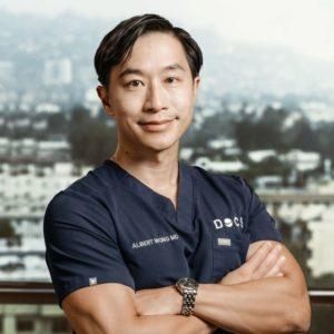 Albert Wong, MD