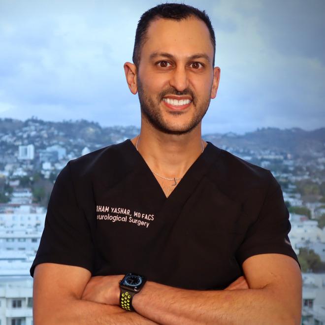 Parham Yashar, MD FACS